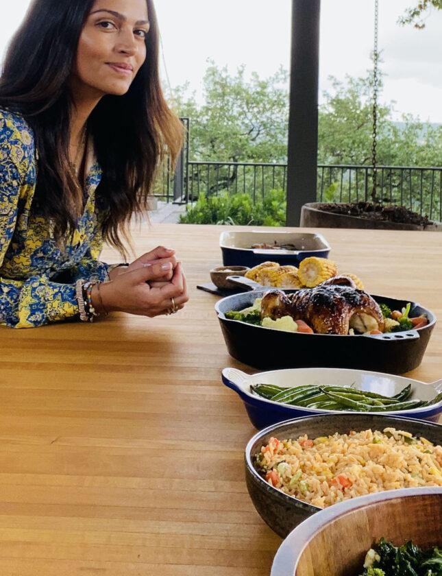 Camila McConaughey HEB Family Meal